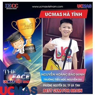 Nguyễn Hoàng Bảo Ninh - Trường Tiểu học Nguyễn Du - UCMAS Hà Tĩnh