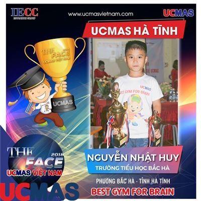 Nguyễn Nhật Huy - Trường Tiểu học Bắc Hà - UCMAS Hà Tĩnh