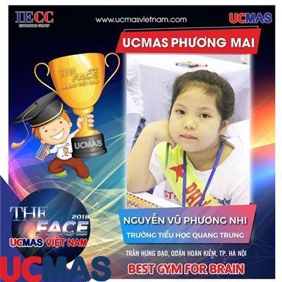 Nguyễn Vũ Phương Nhi - Trường Tiểu học Quang Trung - UCMAS Phương Mai