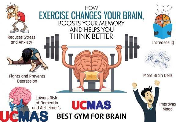 Những bài tập hữu ích cho não bộ
