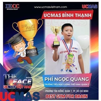 Phí Ngọc Quang - Trường Tiểu học Lương Thế Vinh - UCMAS Bình Thạnh