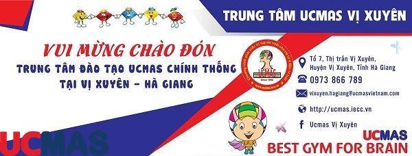 Tin vui tháng 6! Chào mừng trung tâm mới gia nhập hệ thống: UCMAS Vị Xuyên - Hà Giang