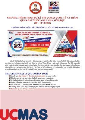 Chương trình tour Malaysia 5 ngày