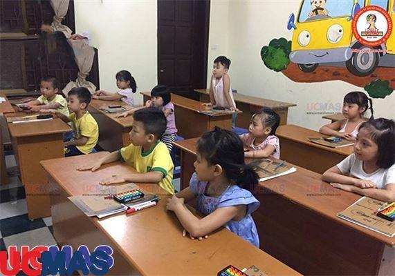 Trung tâm UCMAS Linh Đàm