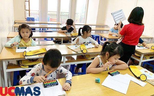 Hệ thống 15 Trung tâm UCMAS tại Hà Nội