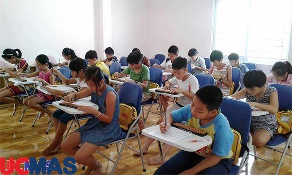 Trung tâm UCMAS Quảng Nam