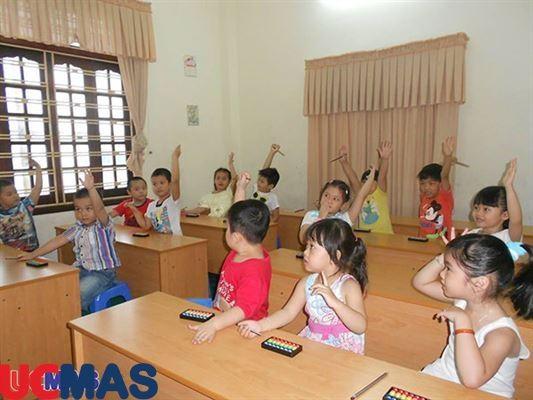 Hệ thống trung tâm UCMAS Đà Nẵng