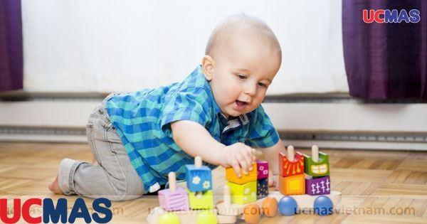 Sự phát triển tư duy của trẻ ấu nhi