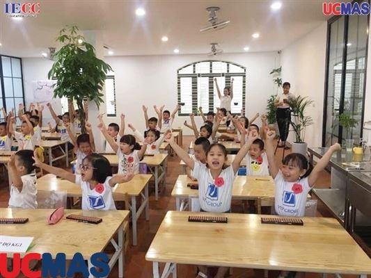 Trước thềm Cuộc Thi Học Sinh Giỏi UCMAS Quốc Gia năm 2019