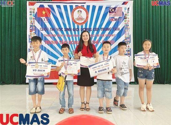 Cuộc thi HSG TT Yên Thế - Pleiku ngày 07/07/2019