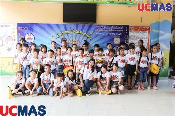 Chung kết Cuộc thi HSG UCMAS khu vực phía Nam 07/07/2019