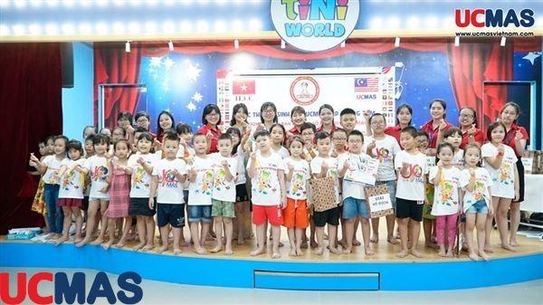 Cuộc thi HSG TT UCMAS Văn Chương - Đội Cấn ngày 07/07/2019