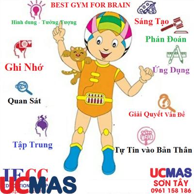Bạn có biết 4 - 14 tuổi là giai đoạn vàng phát triển não bộ cho trẻ ?