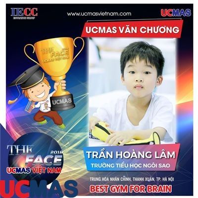 Trần Hoàng Lâm - Trường Tiểu học Ngôi Sao - UCMAS Văn Chương