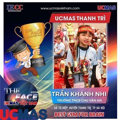 Trần Khánh Nhi - Trường THCS Chu Văn An - UCMAS Thanh Trì