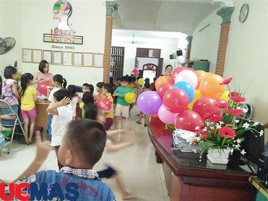 Trung tâm UCMAS Vĩnh Yên
