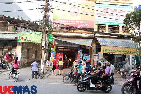 Trung tâm UCMAS Sơn Tây