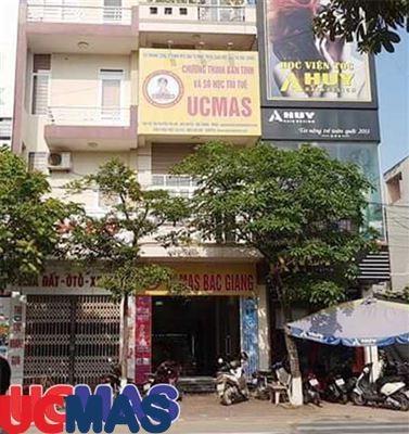 Trung tâm UCMAS Ngô Quyền - Bắc Giang