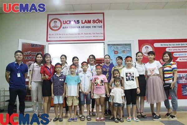 Trung tâm UCMAS Lam Sơn