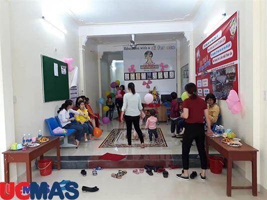 Trung tâm UCMAS Đông Á - Thái Bình