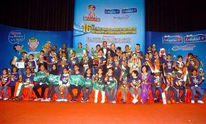 28.11.2010 - Kỳ thi HSG UCMAS Quốc tế lần thứ 16