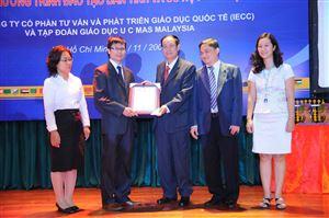 29.11.2009 - Lễ ra mắt chương trình UCMAS tại TP.HCM