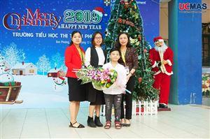 Vinh danh HSGQT 2018 - Trường TH Thị Trấn Phùng - 21.12.2018
