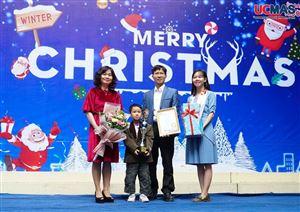 Vinh danh HSGQT 2018 - Trường TH Lê Văn Tám - 24.12.2018