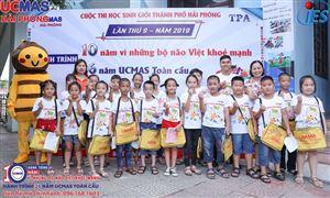(07.07.2019) Cuộc thi HSG UCMAS Thành Phố Hải Phòng