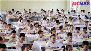 [06.07.2019] - Cuộc thi HSG TT UCMAS Thanh Trì
