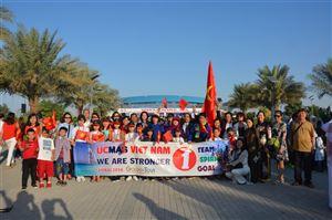 11.11.2016 Cuộc thi HSG UCMAS Quốc tế lần thứ 21 - Dubai - UAE