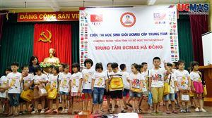[26.06.2019] Cuộc thi học sinh giỏi trung tâm Hà Đông