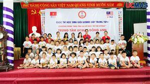[30.06.2019] Cuộc thi HSG Trung Tâm Đông Anh